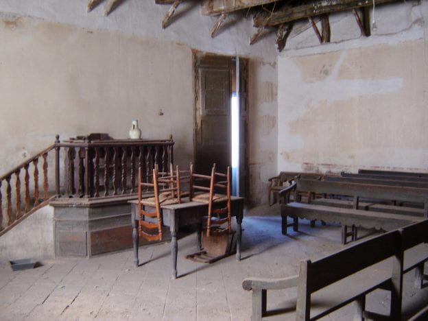 Old Auction Room in Mula
